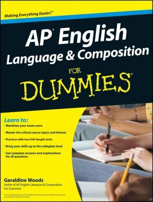 AP English Language & Composition for Dummies 9780470386408