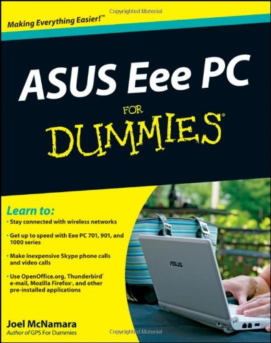 ASUS Eee PC for Dummies 9780470411544