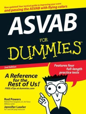 ASVAB for Dummies 9780470106716