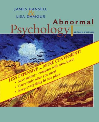 Abnormal Psychology 9780470279793