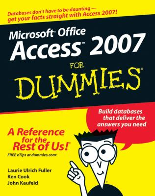 Access 2007 for Dummies 9780470046128