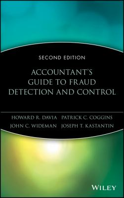 Accountant's Guide to Fraud Detection and Control 9780471353782
