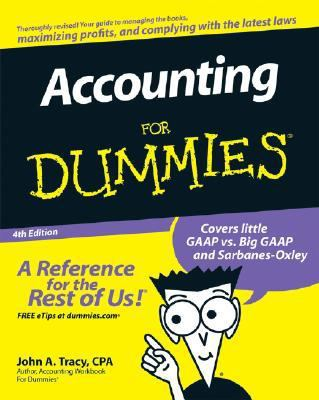 Accounting for Dummies 9780470246009