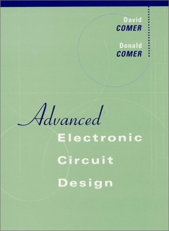 Advanced Electronic Circuit Design 9780471228288