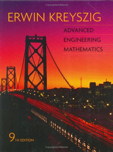 Advanced Engineering Mathematics 9780471488859