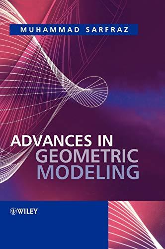 Advances in Geometric Modeling 9780470859377