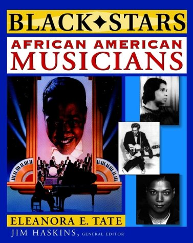 African American Musicians 9780471253563