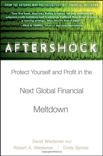 Aftershock: Protect Yourself and Profit in the Next Global Financial Meltdown 9780470481561