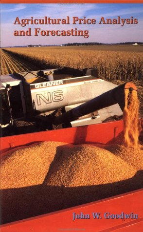 Agricultural Price Analysis and Forecasting 9780471304470