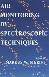 Air Monitoring by Spectroscopic Techniques 1563999