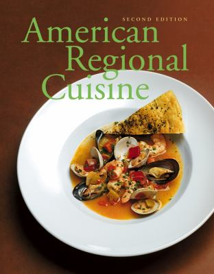 American Regional Cuisine 9780471790846