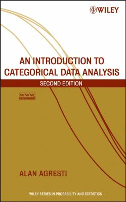 An Introduction to Categorical Data Analysis - 2nd Edition