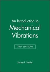 An Introduction to Mechanical Vibrations 1576704