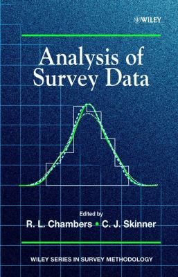 Analysis of Survey Data 9780471899877