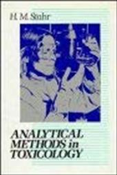 Analytical Methods in Toxicology 1576980