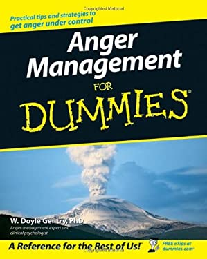 Anger Management for Dummies 9780470037157