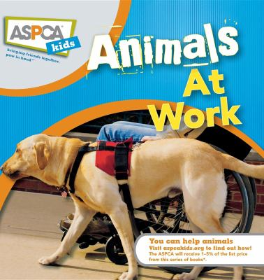 Animals at Work 9780470410844