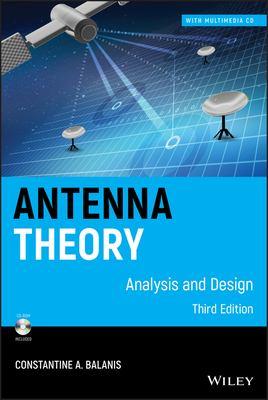 Antenna Theory: Analysis and Design 9780471667827
