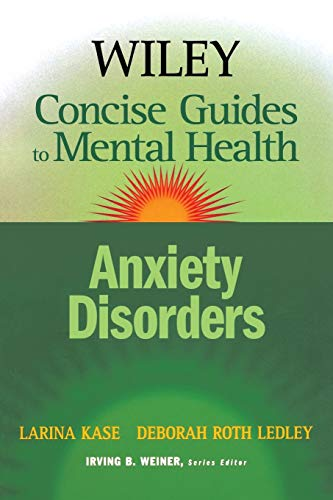 Anxiety Disorders 9780471779940