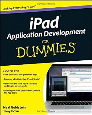 iPad Application Development for Dummies 9780470584477