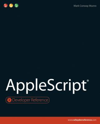 AppleScript 9780470562291