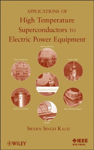 Applications of High Temperature Superconductors to Electric Power Equipment 9780470167687