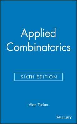 Applied Combinatorics 9780470458389