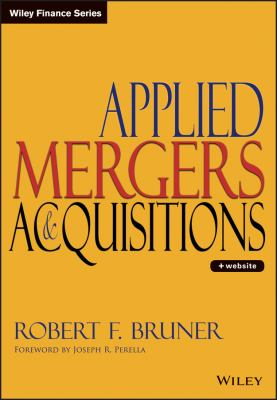 Applied Mergers and Acquisitions, [With CDROM] 9780471395065