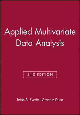 Applied Multivariate Data Analysis 9780470711170