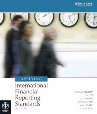 Applying International Financial Reporting Standards 9780470819678