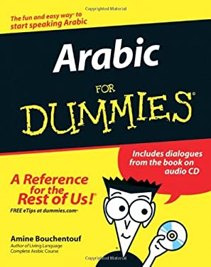 Arabic for Dummies: 9780471772705