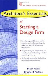 Architect's Essentials of Starting a Design Firm 1549586