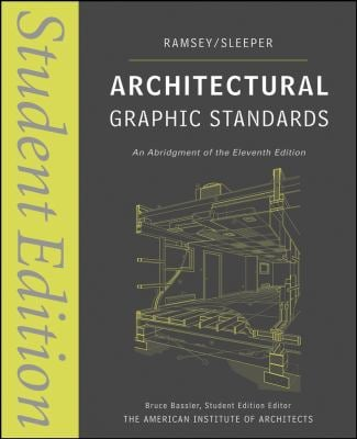 Architectural Graphic Standards 9780470085462