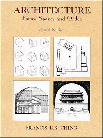 Architecture: Forms, Space, & Order 9780471286165