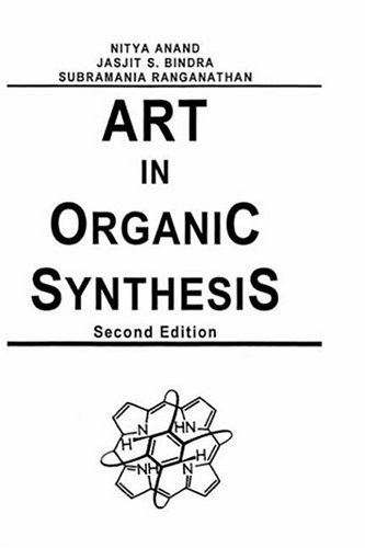 Art in Organic Synthesis 9780471887386