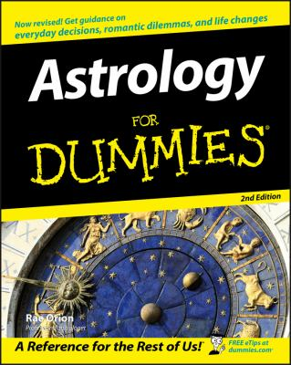 Astrology for Dummies 9780470098400
