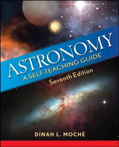 Astronomy: A Self-Teaching Guide 9780470230831