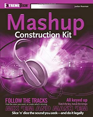 Audio Mashup Construction Kit [With CDROM] 9780471771951