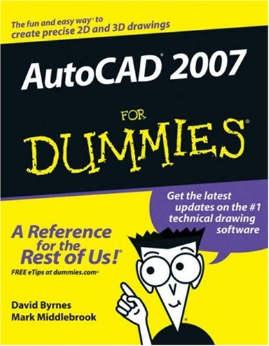 AutoCAD 2007 for Dummies 9780471786498
