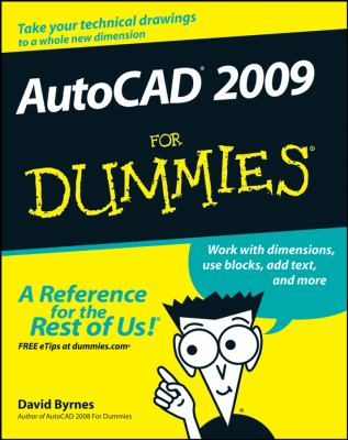 AutoCAD 2009 for Dummies 9780470229774