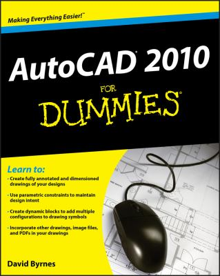 AutoCAD 2010 for Dummies 9780470433454