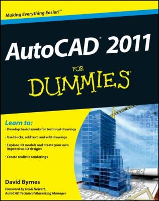 AutoCAD 2011 for Dummies 9780470595398