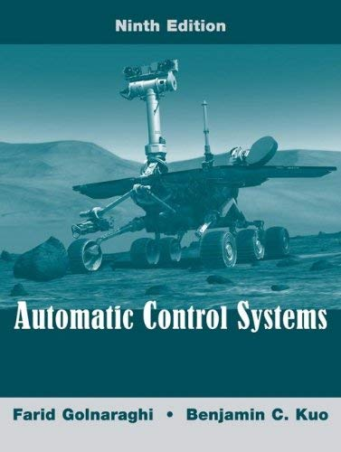 Automatic Control Systems 9780470048962