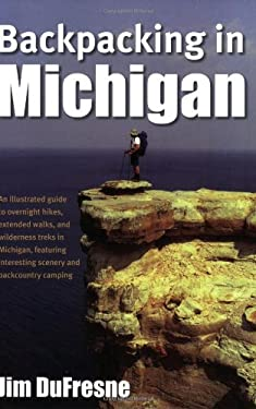 Backpacking in Michigan 9780472032686