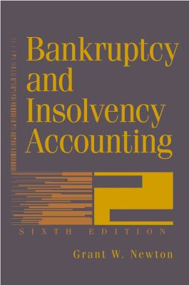 Bankruptcy and Insolvency Accounting, 2 Volume Set 9780471331445