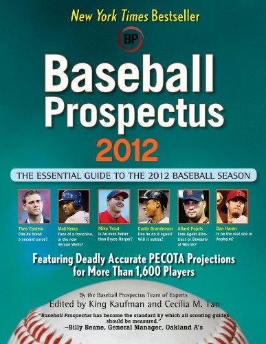 Baseball Prospectus 9780470622070