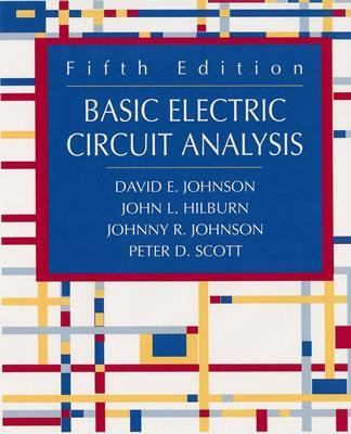 Basic Electric Circuit Analysis 9780471365839