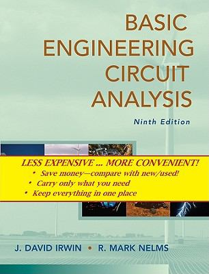 Basic Engineering Circuit Analysis, 9th Edition Binder Ready Version 9780470343678