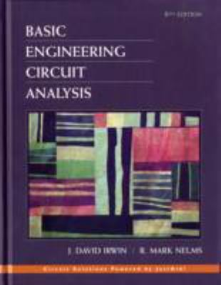 Basic Engineering Circuit Analysis 9780470083093