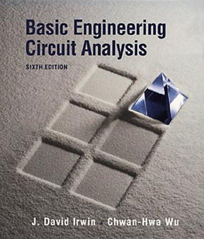 Basic Engineering Circuit Analysis 9780471365747